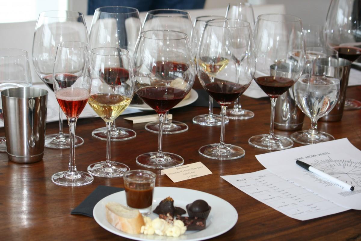 Wine & Chocolate Seminar